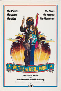 """All This and World War II (20th Century Fox, 1976). Rolled, Fine/Very Fine. One Sheet (28.25"""" X 42""""). Document..."""