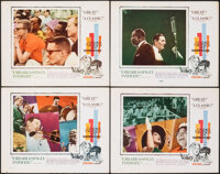 """Jazz on a Summer's Day (Union Films, 1960). Very Fine-. Lobby Card Set of 4 (11"""" X 14""""). Musical. ... (Total:..."""