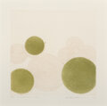 Prints & Multiples, Seiko Tachibana (b. 1964). Conversation #15, #29, and #34 (three works), 2004. Etchings in colors on paper. 8 x 8 inches... (Total: 3 Items)