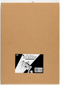 Dave Stevens' The Rocketeer Artist's Edition (IDW, 2011)