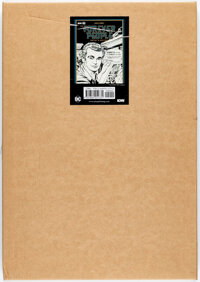 Jack Kirby Forever People Artist's Edition Variant Limited Edition Hardcover Book (IDW, 2017)
