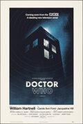 """Movie Posters:Science Fiction, Doctor Who, 3/70 by Olly Moss (Mondo, 2014). Mint. Hand Numbered Limited Edition Screen Print (36"""" X 24""""; 91.5 X 61 cm).. ..."""