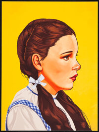 The Wizard of Oz, AP by Mike Mitchell (Mondo, 2013). Mint. Hand Signed and Numbered Artists Proof of a Limited Edition G...