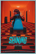 """Movie Posters:Horror, The Shining, 4/325 by Laurent Durieux (Mondo, 2018); Mint. Hand Signed and Numbered Limited Edition Screen Print (36"""" X 24"""";..."""