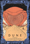 """Movie Posters:Science Fiction, Dune, 1/175 by Kilian Eng (Mondo, 2012). Mint. Hand Numbered Limited Edition Screen Print (36"""" X 24""""; 91.5 X 61 cm).. ..."""