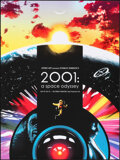 Movie Posters:Science Fiction, 2001: A Space Odyssey, PP 1/10 by Joshua Budich (Spoke Art, 2019). Mint. Hand Signed and Numbered Printer's Proof of a Limit...
