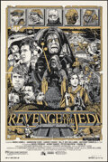 Movie Posters:Science Fiction, Revenge of the Jedi, 7/25 by Tyler Stout (Mondo, 2010); Mint. Hand Signed and Numbered Artist's Proof of a Limited Edition S...