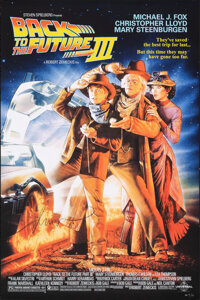 Back to the Future Part III, AP 9/35 by Drew Struzan (Bottleneck, 2020). Near Mint-. Hand Signed and Numbered Artist's P...