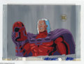 "Original Comic Art:Miscellaneous, X-Men ""Juggernaut"" Animation Cel and Background Original Art(Marvel, circa 1990s). This cel and original background set-up,..."