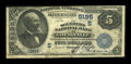 National Bank Notes:Kentucky, Louisville, KY - $5 1882 Date Back Fr. 537 The Southern NB Ch. #(S)5195. ...
