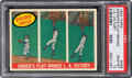"""Baseball Cards:Singles (1950-1959), 1959 Topps """"Snider's Play Brings L.A. Victory"""" #468 PSA Ge..."""