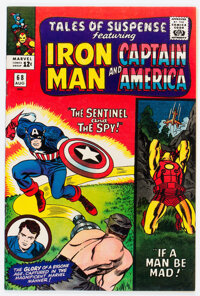 Tales of Suspense #68 (Marvel, 1965) Condition: VF/NM