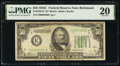 Small Size:Federal Reserve Notes, Fr. 2105-E* $50 1934C Federal Reserve Star Note. PMG Very Fine 20.. ...