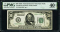 Fr. 2100-B* $50 1928 Federal Reserve Star Note. PMG Extremely Fine 40 EPQ