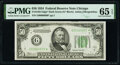 Small Size:Federal Reserve Notes, Fr. 2102-G* $50 1934 Dark Green Seal Federal Reserve Star ...