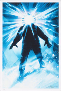 """The Thing, 217/435 by Drew Struzan (Mondo, 2012). Mint. Hand Signed and Numbered Limited Edition Screen Print (38""""..."""