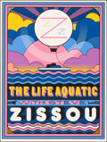 Movie Posters:Comedy, The Life Aquatic with Steve Zissou, PP by Sam Smith (Spoke Art, 2012). Mint. Hand Signed and Numbered Printer's Proof of a L...