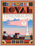 Movie Posters:Comedy, The Royal Tenenbaums, PP 33 by Sam Smith (Spoke Art, 2012). Mint. Hand Numbered Printer's Proof of a Limited Edition Screen ...