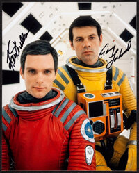 """2001: A Space Odyssey (1990s). Very Fine. Autographed Color Convention Photo (8"""" X 10""""). Science Fiction"""