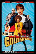 """Movie Posters:Comedy, Austin Powers in Goldmember & Other Lot (New Line, 2002). Rolled, Overall: Very Fine-. Trimmed One Sheet (26.5"""" X 40"""") & Int... (Total: 2 Items)"""