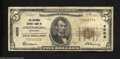 National Bank Notes:Kentucky, Owensboro, KY - $5 1929 Ty. 1 The National Deposit Bank