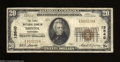 National Bank Notes:Tennessee, Bristol, TN - $20 1929 Ty. 1 The First NB Ch. # 13640