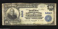 National Bank Notes:Tennessee, Columbia, TN - $10 1902 Plain Back Fr. 629 The Maury NB