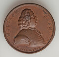 Betts Medals, William Penn, Deeds of Peace, Betts-531, Bronze, Mint State. ...