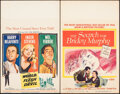 """Movie Posters:Science Fiction, The World, The Flesh and the Devil & Other Lot (MGM, 1959). Overall: Very Fine-. Window Cards (2) (14"""" X 22"""") & Video Poster... (Total: 7 Items)"""