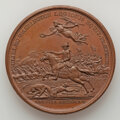 Betts Medals, 1781 William Washington at Cowpens, Betts-594, Copper, Paris Mint Restrike. Pointing hand and CUIVRE on edge.. Ex: Jon Han...