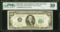 Small Size:Federal Reserve Notes, Fr. 2157-B* $100 1950 Mule Federal Reserve Star Note. PMG Very Fine 30.. ...
