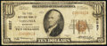 Virginia, MN - $10 1929 Ty. 1 The First National Bank Ch. # 6527 Fine