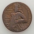 Betts Medals, 1739 Admiral Vernon Medal, Fort Chagre, Adams-Chao FCv 18-Y, R.5, Fine Uncertified....