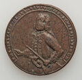 Betts Medals, (1739) Admiral Vernon Medal, Porto Bello, Betts-201, Adams-Chao PBv 25-U, R.5, XF Uncertified....