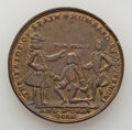 Betts Medals, 1741 Admiral Vernon Medal, Cartagena, Adams-Chao CAvlo 1-B, R.5, XF Uncertified....