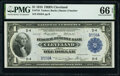 Large Size:Federal Reserve Bank Notes, Low Serial Number D558A Fr. 718 $1 1918 Federal Reserve Ba...