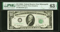 Small Size:Federal Reserve Notes, Fr. 2011-I* $10 1950A Federal Reserve Star Note. PMG Choic...