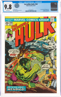 The Incredible Hulk #180 (Marvel, 1974) CGC NM/MT 9.8 White pages