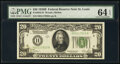 Small Size:Federal Reserve Notes, Fr. 2052-H $20 1928B Dark Green Seal Federal Reserve Note....