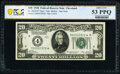 Small Size:Federal Reserve Notes, Fr. 2050-D* $20 1928 Federal Reserve Star Note. PCGS Bankn...