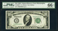 Small Size:Federal Reserve Notes, Fr. 2000-C $10 1928 Federal Reserve Note. PMG Gem Uncircul...