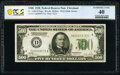 Small Size:Federal Reserve Notes, Fr. 2200-D $500 1928 Dark Green Seal Federal Reserve Note. PCGS Banknote Extremely Fine 40.. ...