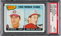 Baseball Cards:Singles (1960-1969), 1965 Topps Reds Rookies #243 PSA Mint 9 - Only Three Highe...