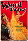Pulps:Horror, Weird Tales - February 1934 (Popular Fiction) Condition: GD/VG....