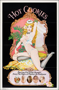"""Movie Posters:Adult, Hot Cookies (Bloomer, 1977). Folded, Very Fine+. One Sheet (27"""" X 41"""") Penelope Artwork. Adult.. ..."""
