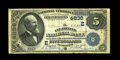 National Bank Notes:Pennsylvania, Clearfield, PA - $5 1882 Date Back Fr. 533 The Clearfield NB Ch. #(E)4836. ...