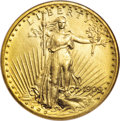 Proof Saint-Gaudens Double Eagles, 1909 $20 PR66 NGC....