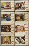 """Movie Posters:War, O.S.S. (Paramount, 1946). Lobby Card Set of 8 (11"""" X 14""""). War....(Total: 8 Items)"""