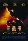 "Movie Posters:Crime, Casino (Universal, 1995). One Sheet (26.75"" X 39.75"") DS. Crime...."