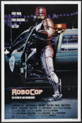 "Movie Posters:Action, RoboCop (Orion, 1987). One Sheet (27"" X 41""). Action...."